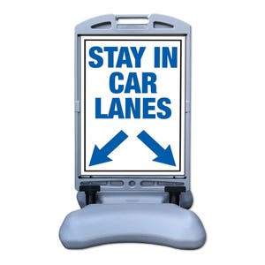 Stay In Lanes FS300