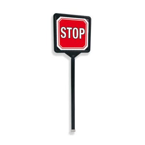 57in. Double Sided Crossing Guard Sign And Post