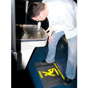 Floors Slippery When Wet Anti Slip Floor Sticker Mat SS28