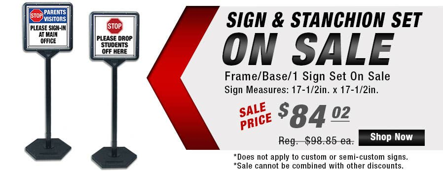 Make an Impression at the Door with These Entry Signs on SALE Now